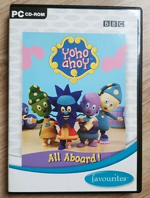 Yoho Ahoy: All Aboard (PC: Windows, 2002) - Perfect For Your Young One This Xmas • 17.99£