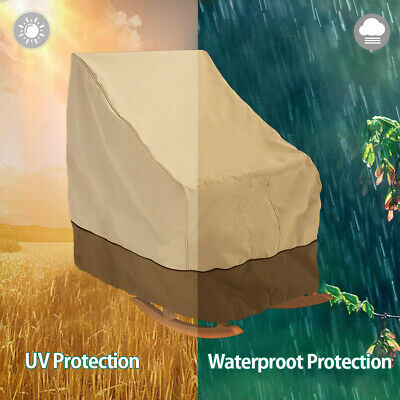 AU24.66 • Buy Outdoor Furniture Cover Waterproof UVP Atio Table Chair Garden Shelter Protector