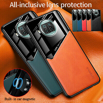 $ CDN6.42 • Buy For Xiaomi Mi 10T LIte/10T Pro/X3 NFC Leather Hybrid Case Luxury Slim Back Cover