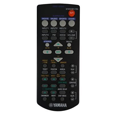AU50.77 • Buy Genuine Yamaha FSR21 WP08300 Soundbar Remote Control