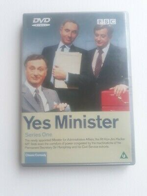 Yes Minister - Series 1 (DVD, 2001) • 4.50£
