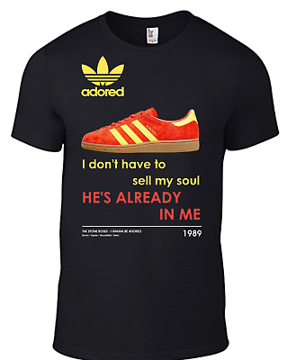 THE STONE ROSES T-shirt Trainer Lyrics MANY DESIGNS Stockholm Spezial Cd Vinyl B • 14.50£