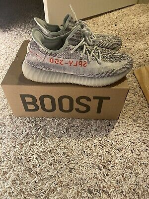 $ CDN327.27 • Buy Adidas Yeezy 350 Boost V2 Blue Tint Size 9.5 Comes With Box