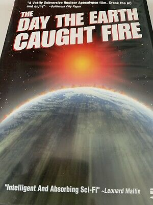 £15 • Buy The Day The Earth Caught Fire (DVD, 2001)