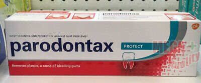 £12.70 • Buy Parodontax Toothpaste Teeth Daily Cleaning Protection Against Gum Problems 150g.