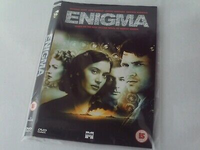 Enigma (DVD, 2011) - Disk & Cover Only - No Case • 1.70£