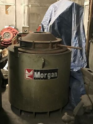 Morgan Brass Gas Fired Bale Out Furnace / Foundry • 2,950£