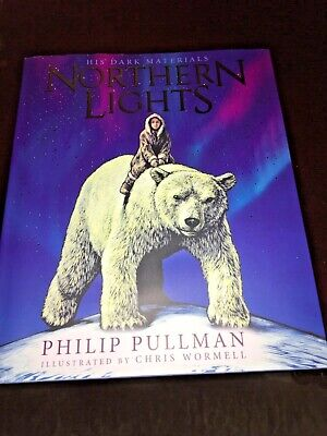 Philip Pullman His Dark Materials Northern Lights Illustrated SIGNED Edition • 59.99£