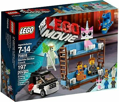 $ CDN79.05 • Buy LEGO 70818 The Lego Movie Double Decker Couch Rare Retired Brand New Sealed