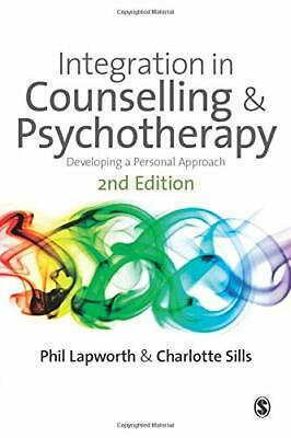 Integration In Counselling & Psychotherapy: Developing A  New Paperback Book • 40.13£