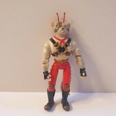 Biker Mice From Mars Vinnie Galoob Action Figure Retro 1994 Red Trousers  • 9.99£