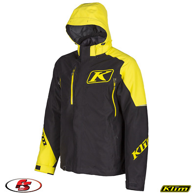 $ CDN439.88 • Buy New 2020 KLIM Kompound Jacket - Klim Yellow -LG Snowmobile Motorcycle Gore-tex