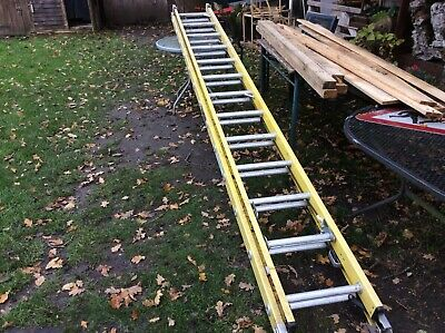 Youngmans Extension Ladder! Very Good Condition! Hardly Used! • 70£