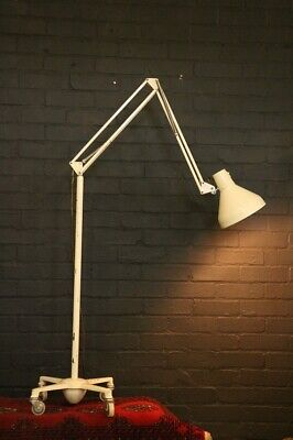 Vintage Industrial Medical Anglepoise Lamp • 295£