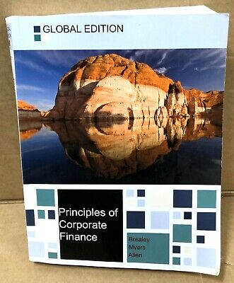 £11.99 • Buy Principles Of Corporate Finance Global Edition By Brealey Myers Stewart RRP £56