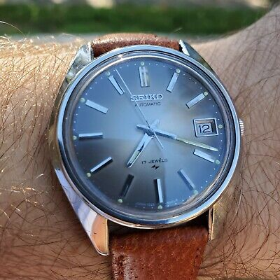 $ CDN83.78 • Buy Seiko *1978* 7025-8069 Automatic Serviced Stainless Men Watch Vintage 1970s