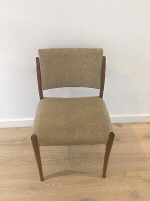 AU150 • Buy Mid Century Dining Chairs 4 Of