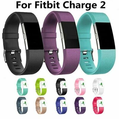 AU11.95 • Buy For Fitbit Charge 2 Bands Various Replacement Wristband Watch Strap Bracelet Au