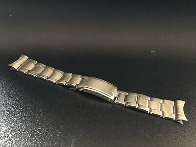 $ CDN1335.99 • Buy Vintage Rolex 20 Mm S/S Oyster Expandable Riveted Band Bracelet 6636 4/65
