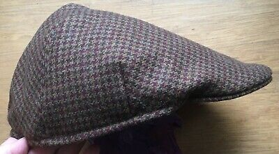 Laksen Ladies Limited Edition Silkwood Tweed Cap • 39£