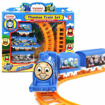 Fun Thomas The Tank Engine Electric Train Track Set Kids Baby Boy Girl Toy Gift • 7.59£