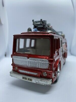 Vintage Original Boxed Meccano Dinky Toys 285 Merryweather Marquis Fire Engine  • 35.99£