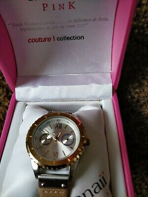 Beautiful Anaii Pink,Couture Collection Watch(New) • 10£