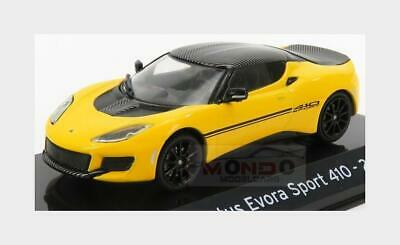 $ CDN16.54 • Buy Lotus Evora Sport 410 2016 Con Vetrina With Showcase EDICOLA 1:43 SUPCARCOLL017
