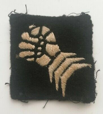 Ww2 British Armoured Corps Divisional Patch Flashes Insignia  • 3.99£