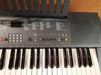 Electronic Keyboard Yamaha PSR-200 And Stand  • 59£