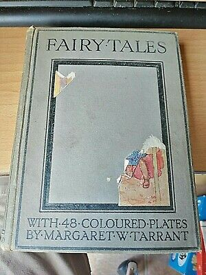 Fairy Tales Harry Golding 48 Colour Plates By Margaret Tarrant Undated • 9.99£