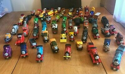Thomas Take N Play Magnetic Trains - Choose Your Train - Discount For Multiples • 4.50£