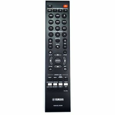 AU78.83 • Buy Genuine Yamaha FSR145 Soundbar Remote Control