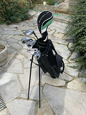 Set Of 6 Young Gun Golf Clubs For 12-14 Yrs • 30£