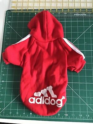 Dog Hoodie Size Large  • 6.95£