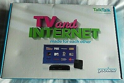 Youview Box. TalkTalk. Huawei DN360T. Free View + Brand New. • 2.99£