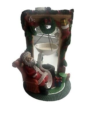 Yankee Candle Father Christmas Wax Burner • 24£