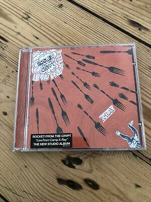 Rocket From The Crypt Live From Camp X-Ray CD • 3£