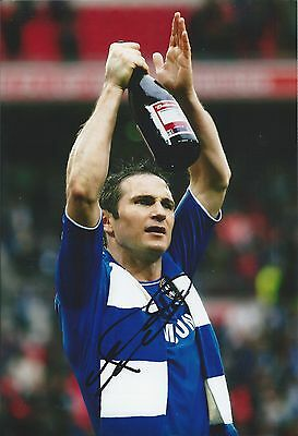 FRANK LAMPARD - Hand Signed 12x8 Picture/Photo - Chelsea England Football • 29.99£