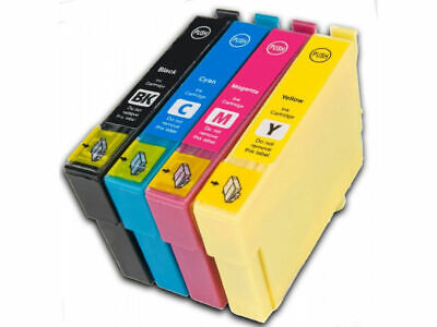 £2.95 • Buy Compatible Ink, For Epson Stylus Printer DX7400 DX7450 DX8400 DX8450 E0711-0714