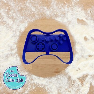 £4.30 • Buy Xbox One Controller Cookie Pastry Biscuit Cutter Icing Fondant Baking Gamer