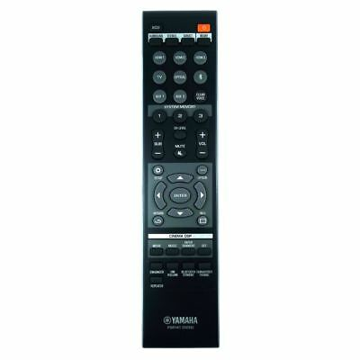 AU79.67 • Buy Genuine Yamaha YSP-2500 / YSP2500 Soundbar Remote Control