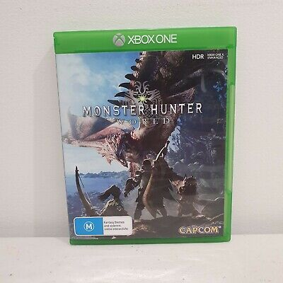 AU24.99 • Buy Monster Hunter World Microsoft Xbox One Game Very Good Condition