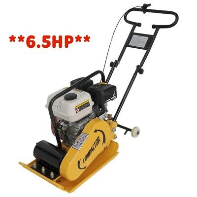 Brand New Wacker Plate. 6.5hp Petrol Engine Compactor Vibration Plate • 369.99£