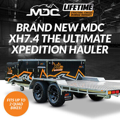 AU49990 • Buy Mdc Xh7.4 Xpedition Camping Trailer Camper - Newcastle