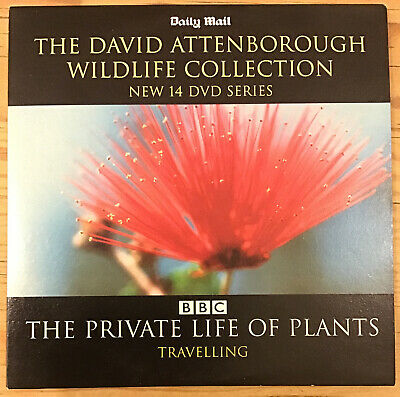 5060087870052 . Daily Mail Promo Dvd. D Attenborough. The Private Life Of Plants • 0.99£