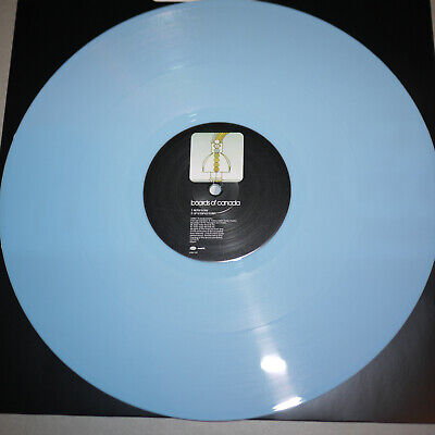 Boards Of Canada 12  Blue Vinyl In A Beautiful Place Out In The Country WAP144 • 39.99£