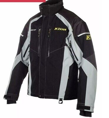 $ CDN389.72 • Buy KLIM. Sector Men's XL Snowmobile Parka Jacket Warm Coat Black Gray