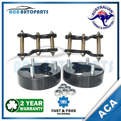 AU159 • Buy 35mm Front Spacer Rear Extended Shackle 2  Lift Kit For Nissan Navara D40 05-15