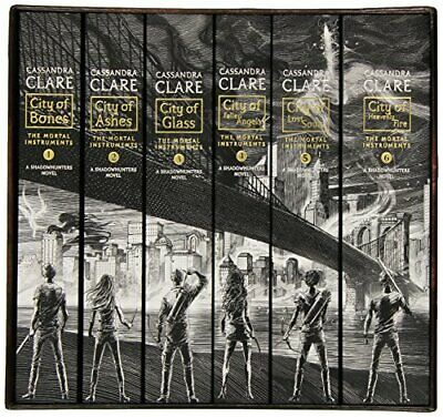 The Mortal Instruments, The Complete Collection(City Of Bones/ City Of Ashes/... • 47.87£